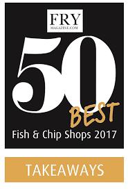 50 Best Fish & Chip Shops 2017